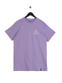 HUF Triple Triangle T-Shirt Purple