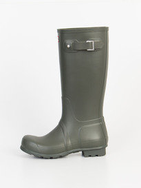Hunter Original Tall Wellington Boot Olive