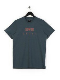 Edwin Japan T-Shirt Slate