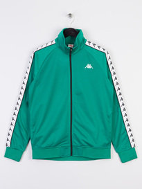 Kappa Anniston 222 Banda Track Jacket Green