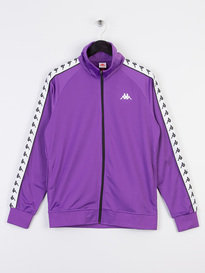 Kappa Anniston 222 Banda Track Jacket Purple