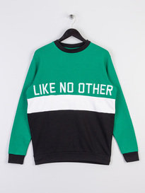 Kappa Bethek Authentic Sweat Green