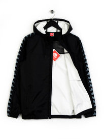 Kappa Dawson Jacket Black