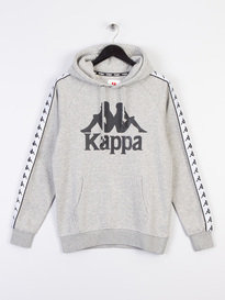 Kappa Hurtado 222 Banda Sweat Grey