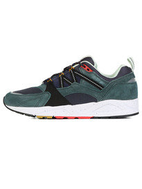 Karhu Fusion 2.0 Trainer 'Winter Pack' Green