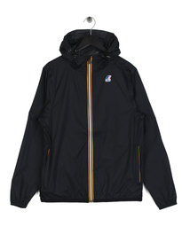 K-Way Le Vrai 3.0 Claude Jacket Black