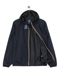 K-Way Le Vrai 3.0 Claude Jacket Navy