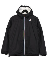 K-Way Le Vrai 3.0 Claude Orsetto Jacket Black