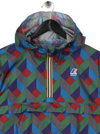 K-Way Le Vrai 3.0 Leon Jacket Multicolour