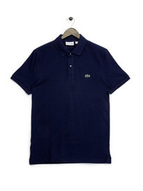 Lacoste Slim Polo Shirt Navy