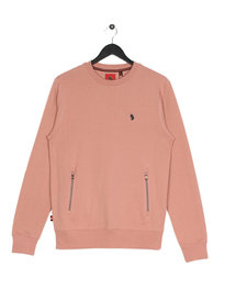 Luke Devon Minnow OTM Crew Sweat Pink