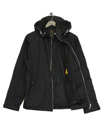 Luke Every Order Zip Through Jacket Black