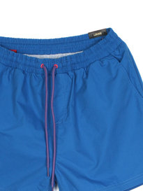 Luke High Cagy Swim Short Blue