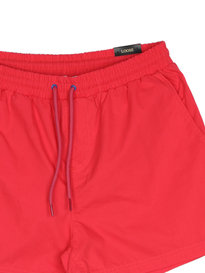 Luke High Cagy Swim Short Pink