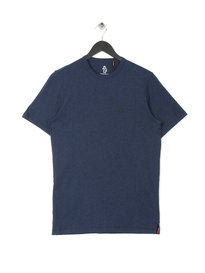 LUKE NEW CHARMER SLIM FIT TSHIRT BLUE