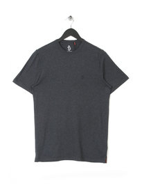 LUKE NEW CHARMER SLIM FIT TSHIRT GREY