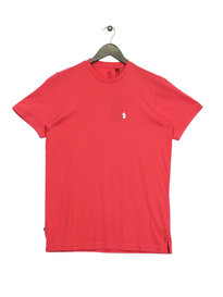 Luke Skinny Charmer 2 OTM T-Shirt Red