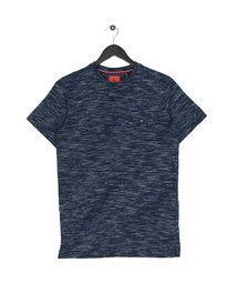 Luke Skinny Multi Space OTM Crew Navy