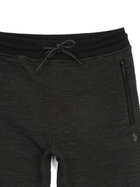 Luke Spaced Mario Jogger Black