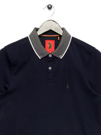 Luke Special Bill 2 Polo Shirt Navy