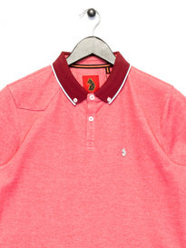 Luke Special Bill 2 Polo Shirt Red