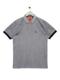 Luke Special Bill 2 Polo Shirt Silver