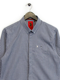 Luke Twenty Four Seven Clean Shirt Navy