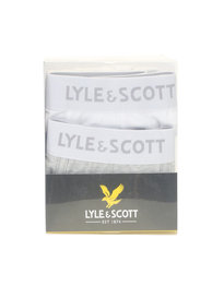 Lyle & Scott 3 Pack Boxers Multi Colour
