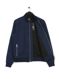 Lyle & Scott Bomber Jacket Navy