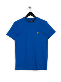 Lyle & Scott Crew Neck T-Shirt Blue