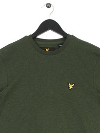 Lyle & Scott Crew Neck T-shirt Green
