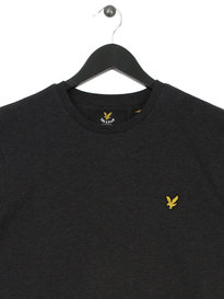Lyle & Scott Crew Neck T-shirt Grey