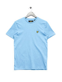 Lyle & Scott Crew Neck T-Shirt Pacific