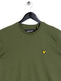 Lyle & Scott Crewneck T-Shirt Woodland Green
