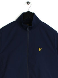 Lyle & Scott Funnel Neck Soft Shell Jacket Navy
