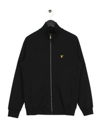 Lyle & Scott Funnel Neck Sweatshirt 572 Black