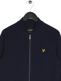 Lyle & Scott Honeycomb Bomber Z99 Navy