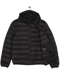 Lyle & Scott Lightweight Puffer Jacket 572 Black