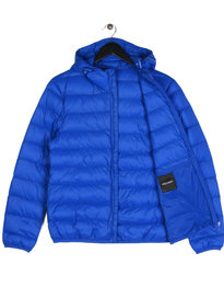 Lyle & Scott Lightweight Puffer Jacket Blue