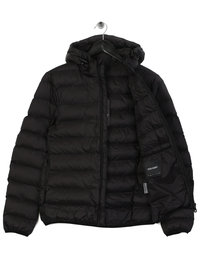 Lyle & Scott Lightweight Puffer Jacket True Black