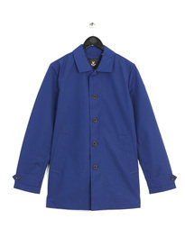Lyle & Scott Lightweight Raincoat Blue