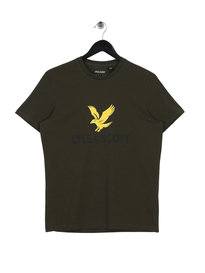 Lyle & Scott Logo T-Shirt Green