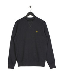 Lyle & Scott Mouline Sweatshirt Z99 Navy
