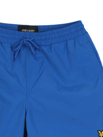 Lyle & Scott Plain Swim Shorts Blue