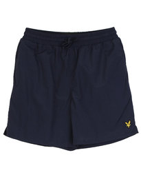 Lyle & Scott Plain Swim Shorts Navy