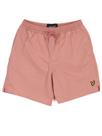 Lyle & Scott Plain Swim Short Z463 Pink