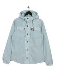 Lyle & Scott Pocket Jacket Z464 Blue