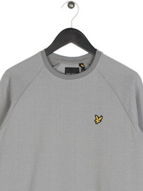 Lyle & Scott Ponte De Roma Sweatshirt Z99 Grey