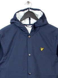 Lyle & Scott Raincoat Jacket Navy