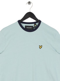 Lyle & Scott Ringer T-Shirt Blue